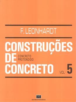 CONSTRUCOES DE CONCRETO VOLUME 5 - CONCRETO PROTENDIDO