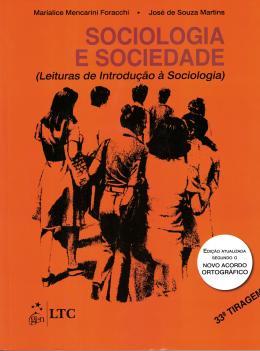 SOCIOLOGIA E SOCIEDADE