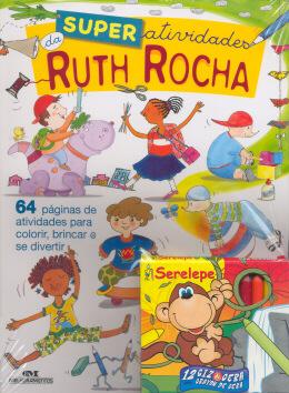 SUPER ATIVIDADES DA RUTH ROCHA