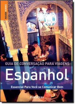 GUIA DE CONVERSACAO PARA VIAGENS - ESPANHOL