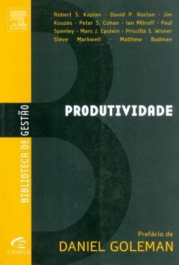 PRODUTIVIDADE - BIBLIOTECA DE GESTAO