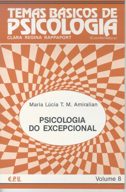 TEMAS BASICOS DE PSICOLOGIA  8 - PSICOLOGIA DO EXCEPCIONAL
