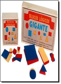 BLOCOS LOGICOS (48 PECAS)
