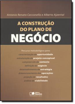 CONSTRUCAO DO PLANO DE NEGOCIO