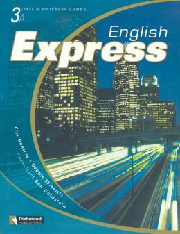 ENGLISH EXPRESS 3A COMBO (SB/WB+AUDIO-CD)