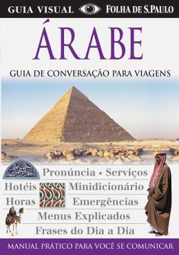 ARABE - GUIA DE CONVERSACAO PARA VIAGENS