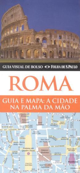 ROMA - GUIA VISUAL DE BOLSO - ª6ED
