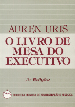 O LIVRO DE MESA DO EXECUTIVO