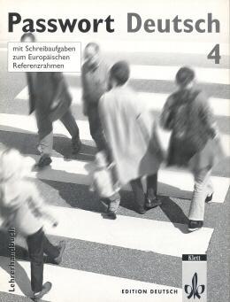PASSWORT DEUTSCH 4 LEHRERHANDBUCH (PROF)