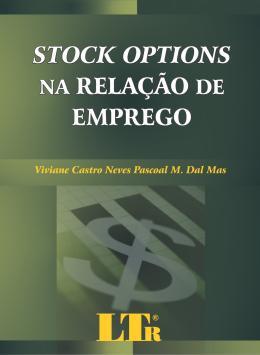 STOCK OPTIONS NA RELACAO DE EMPREGO