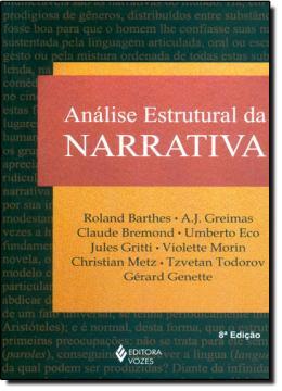 ANALISE ESTRUTURAL NARRATIVA - 8ª ED
