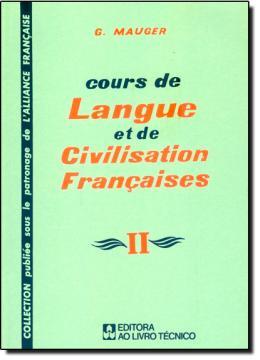 COURS DE LANGUE ET DE CIVILISATION FRANCAISES 2