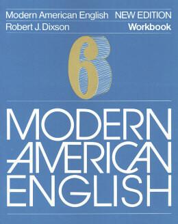 MODERN AMERICAN ENGLISH WB 6