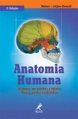ANATOMIA HUMANA: RESUMOS EM QUADROS E TABELAS - VESOS, NERVOS E MUSCULOS - 2ª EDICAO