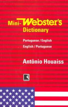 MINI-WEBSTER´S DICTIONARY PORTUGUESE-ENGLISH / ENGLISH-PORTUGUESE