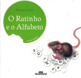 RATINHO E O ALFABETO, O - NOVA ORTOGRAFIA