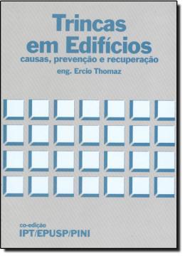 TRINCAS EM EDIFICIOS