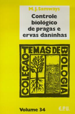 CONTROLE BIOLOGICO DE PRAGAS E ERVAS