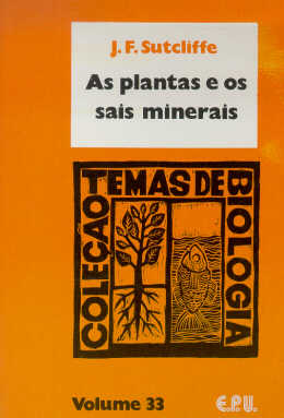 AS PLANTAS E SAIS MINERAIS