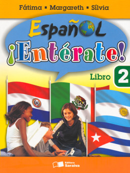 ESPANOL ENTERATE! LIBRO 2 CON CD - 2ª ED