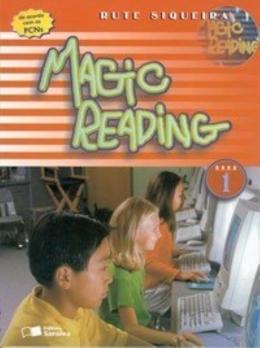MAGIC READING BOOKV1 5S/6A REF