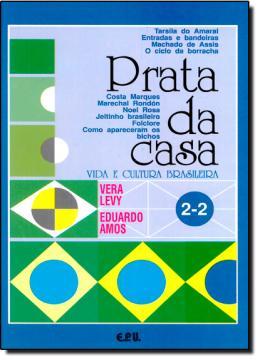 PRATA DA CASA-VIDA E CULT.BRAS. VOL 2-2