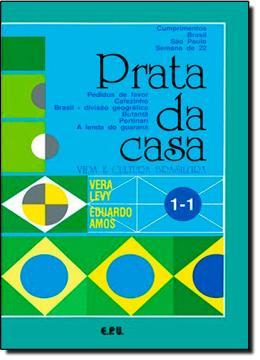 PRATA DA CASA-VIDA E CULT.BRAS. VOL 1-1