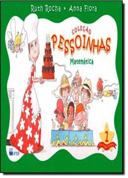 COLECAO PESSOINHAS  MATEMATICA   1   CONS.