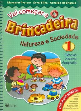 VAI COMECAR A BRINCADEIRA N.SOC. 1 NOVA ED. CO