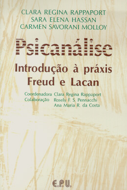 PSICANALISE INTROD. A PRAXIS FREUD/LACAN