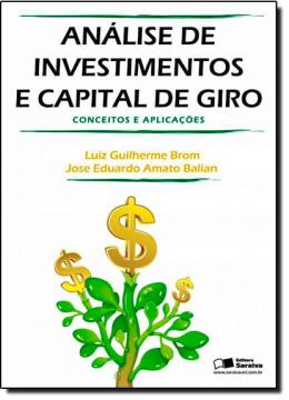 ANALISE DE INVESTIMENTOS E CAPITAL DE GIRO0,2