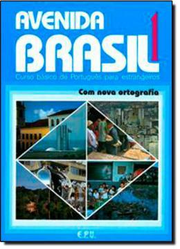 AVENIDA BRASIL 1-LIVRO DO ALUNO