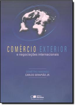COMERCIO EXTERIOR E NEGOCIACOES INTERNACIONAIS