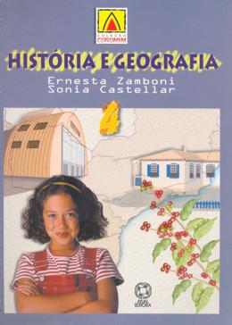 COLECAO CURUMIM - HISTORIA E GEOGRAFIA 5º ANO / 4ª SERIE