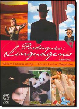 PORTUGUES LINGUAGENS - VOLUME  UNICO