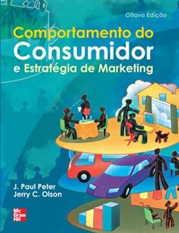COMPORTAMENTO DO CONSUMIDOR E ESTRATEGIA DE MARKETING - 8ª ED