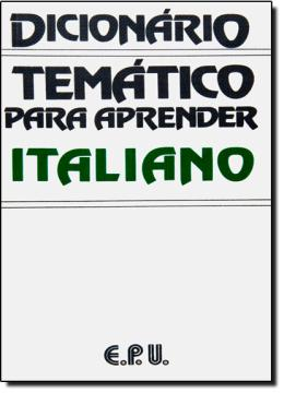 DICIONARIO TEMATICO PARA APRENDER ITALIANO
