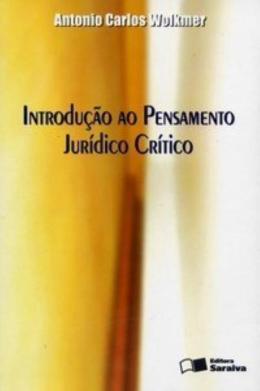INTROD PENSAMENTO JUR CRITICO