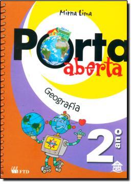 PORTA ABERTA GEOGRAFIA 2º ANO MER.2011
