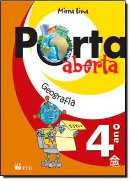 PORTA ABERTA GEOGRAFIA 4º ANO MER.2011