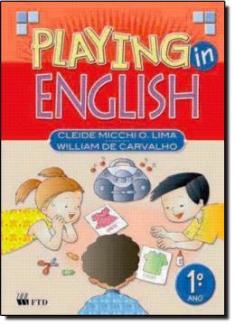 PLAYING IN ENGLISH 1º  TIT.PROV. MERCADO