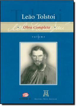 LEAO TOLSTOI - OBRA COMPLETA - 3 VOL.