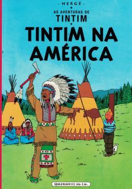 AVENTURAS DE TINTIM, AS - NA AMERICA