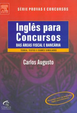 INGLES PARA CONCURSOS DAS AREAS FISCAL E BANCARIA