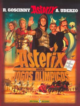 ASTERIX NOS JOGOS OLIMPICOS - ALBUM DO FILME