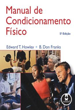 MANUAL DE CONDICIONAMENTO FISICO - 5ª EDICAO