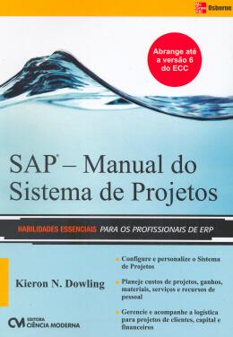 SAP - MANUAL DO SISTEMA DE PROJETOS