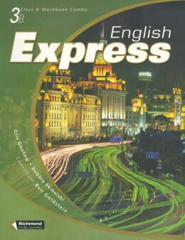 ENGLISH EXPRESS 3B COMBO - SB/WB + AUDIO-CD (2)