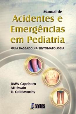 MANUAL DE ACIDENTES E EMERGENCIAS  EM PEDIATRIA
