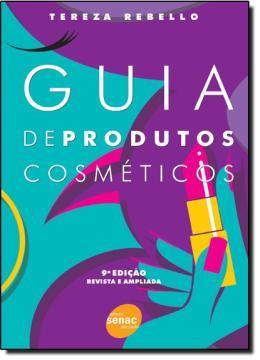 GUIA DE PRODUTOS COSMETICOS  7ª EDICAO